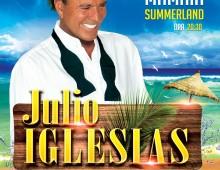 Concert Julio Iglesias la Mamaia 2014